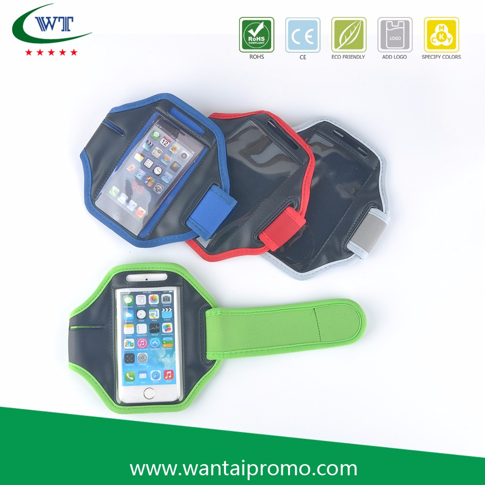 Custom Stretch Fitness Running Armband Cellphone