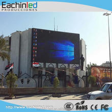 Outdoor advertising led large screen display P8 jumbotron led video screen