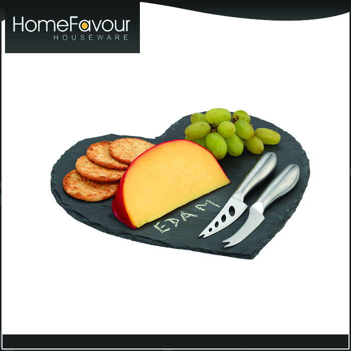 Reliable Supplier France Design Slate Tray Which Cheese Knife For Which Cheese