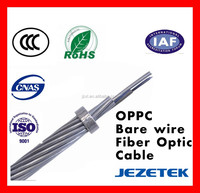 Power system OPGW/OPPC/OPLC 2-144 core hybrid fiber optic cable