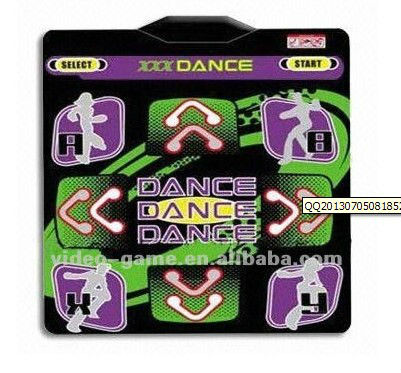 Dance mat for TV/pc game
