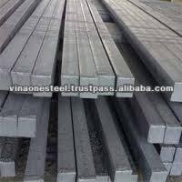 Square Steel Billet 125x125x6000