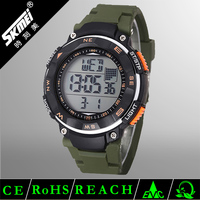 Good-looking top quality out door digital chronograph watch with date