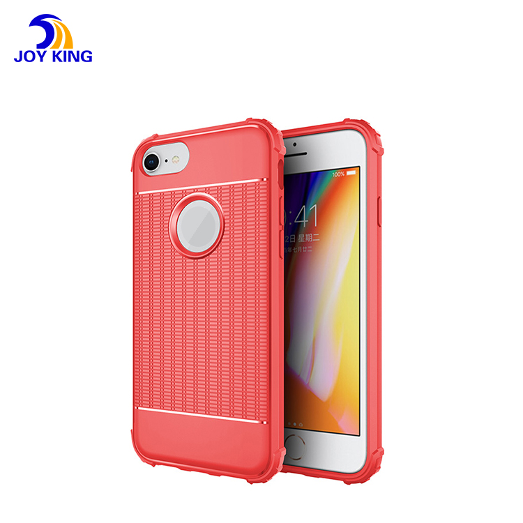 Maxshine Rubik's Cube TPU Anti-Scratches Flexible Soft Protective Case Cover For iPhone 6/7/8