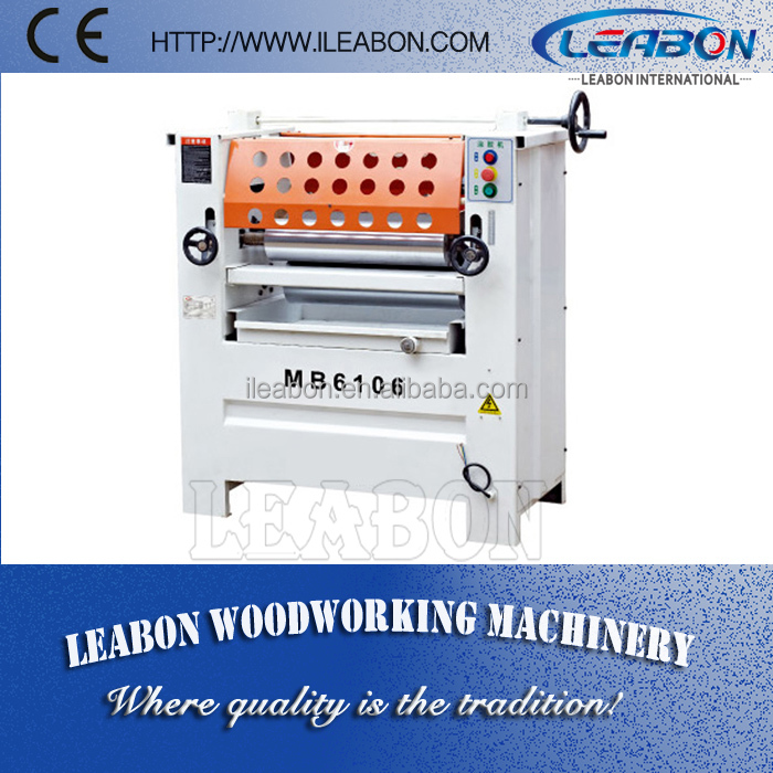 800mm Width Woodworking Single/Double Surface Glue Spreading machine for MDF/WOOD gluing MB6106