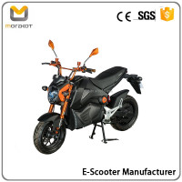 2016 Morakot High Speed Power Energy Steel Frame 72V2000W/2500W Electric Scooter/Motorcycle with Hidden Battery M3
