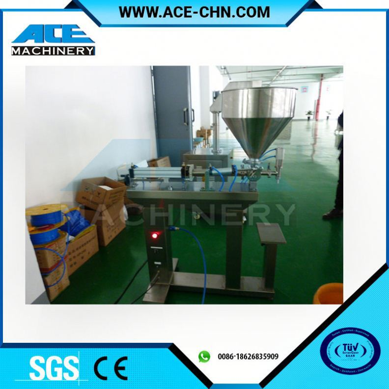 Filling And Packing Machine Essential Oil Filling Machine