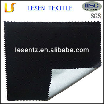 420D Nylon oxford laminated fabric
