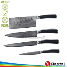 durable high quality industrial damascus chef knife