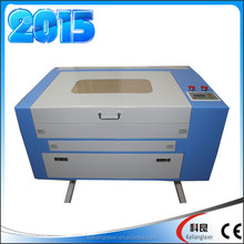 KL460 Rubber Sheet CO2 Laser Cutting Machine FDA