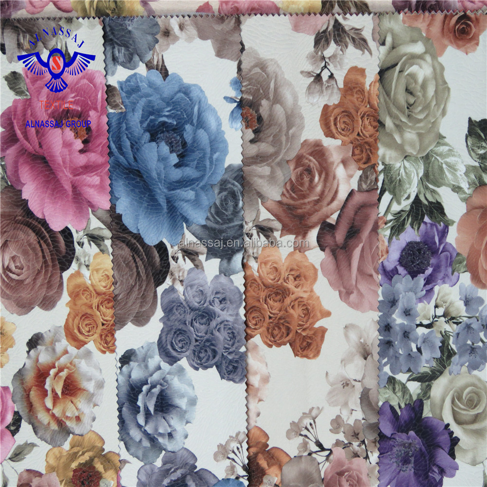 Professional factory supply Top Quality 2017 check print fleece fabric wholesale price