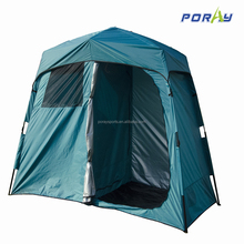 quick automatic 2-Room Shower Instant Changing Shelter Outdoor change tent