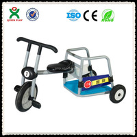 New Design Factory supply children tricycle trailer/Three Wheel pedal car/kids trike QX-177K