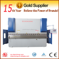 WC67Y-200/3200 hydraulic press brake, hydraulic bending machine, edwards box & pan folder