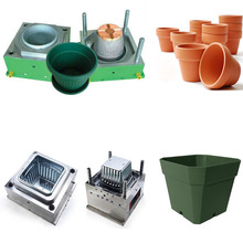 fasteners household appliance plastic injection mould ,bonsai pot mold ,garden appliance mould