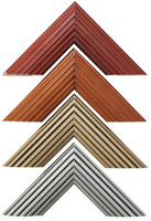 1.8mm polished glass Chinese photo booth picture frame materials decorative wood moulding