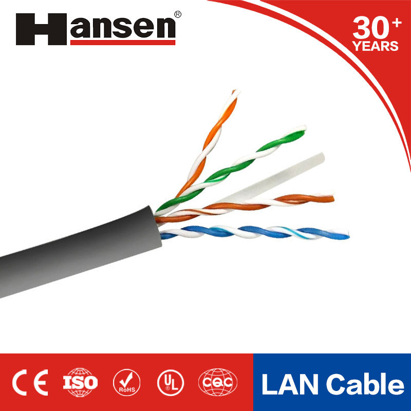 high speed ethernet cat5e u/utp lan network cable