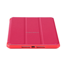 Charming new case for ipad ,for iPad 2/3/4,triple fold stand tablet case for Apple iPad