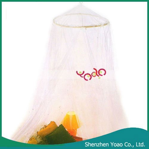 Wholesale! White Elegant Design Mosquito Nets For Canopy Beds