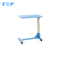 XF688 Adjustable Height Hospital Bedside Table,Over Bed Trolley Table
