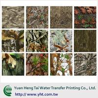 Water Transfer Printing / Camouflage / Mossy Oak camo film