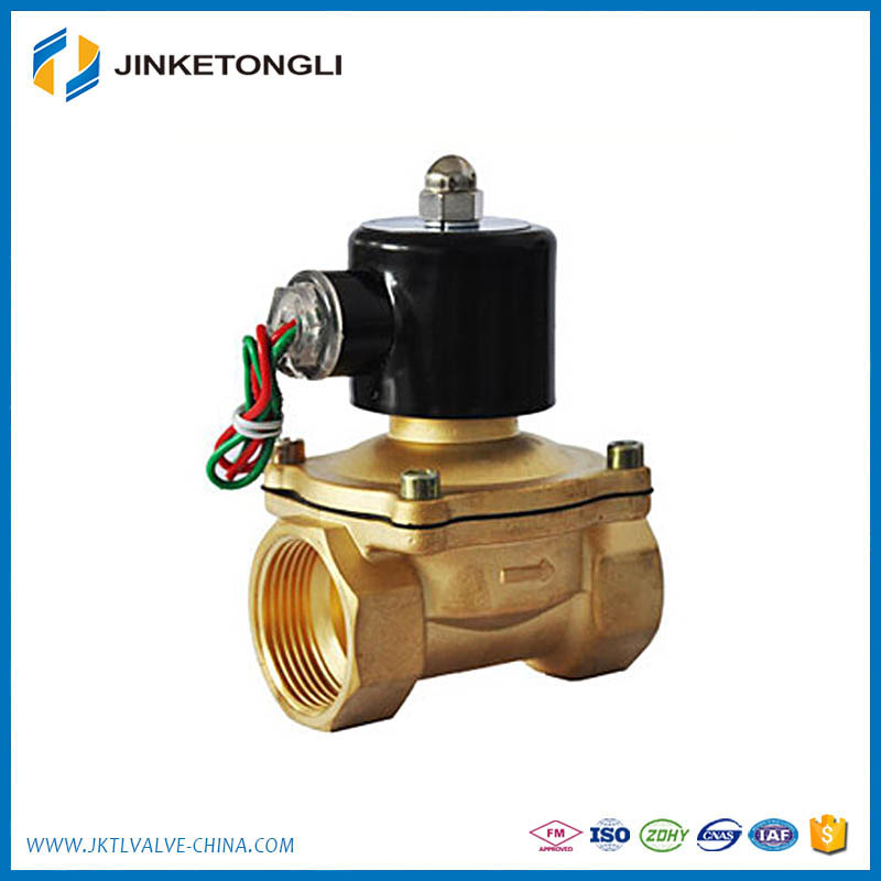 Two-position Two-way eletric solenoid valve with timer gas valve timer
