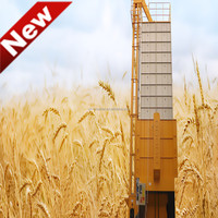 Hot selling red bean seeds tower drying machine mobile grain dryer