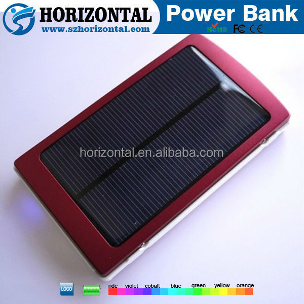 mfi power case solar power bank electric bike battery solar mobile charger power bank wholesaler