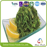 BRC & IFS certified factory price Wholesale Dalian Kowa okinawa mozuku seaweed salad for sushi food