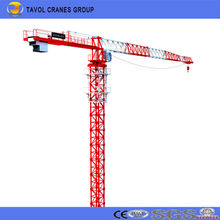 QTZ63 series 5010 model topless tower crane construction tower crane