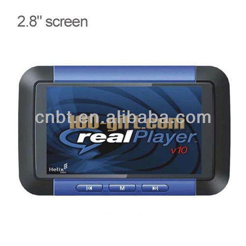 "Wholesales 2.8"" jxd mp5 player with camera support Memory card"