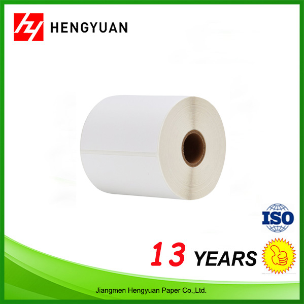 Hot sell Paper material print quality adhesive label stickers blank address labels,self-adhesive blank labels