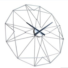 Fashionable design metal wall clock high quality clock