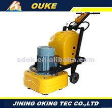 New design mini gasoline engine concrete ride on power trowel,OK-900C concrete floor cutting machine
