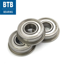 Furniture pulley bearings Mimiature ball bearing flange bearing F696 zz F696zz
