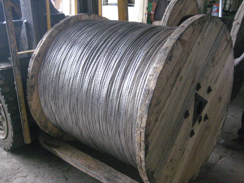 GALVANIZED STEEL WIRE & STRAND / ACSR's / LONG STEEL PRODUCTS