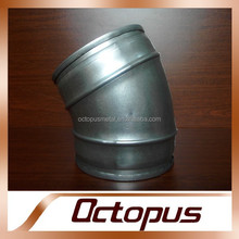 Hot Selling Galvanized Steel Duct Elbow for Ventilation