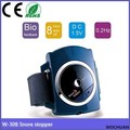 snore stopper electric wristband bio sensor sleep antisnore watch