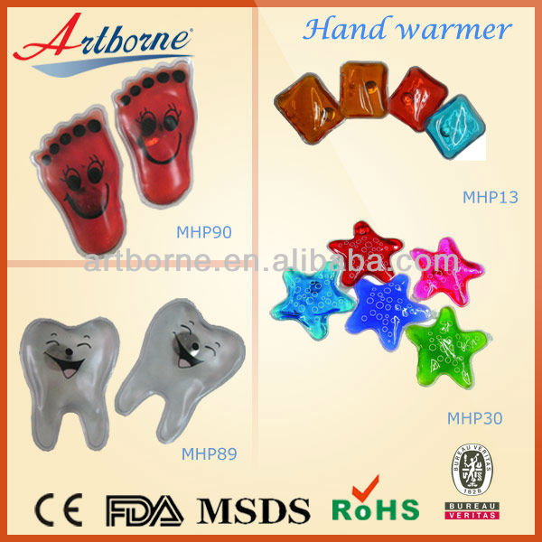 Microwave disposable heating pad (OEM is welcome)