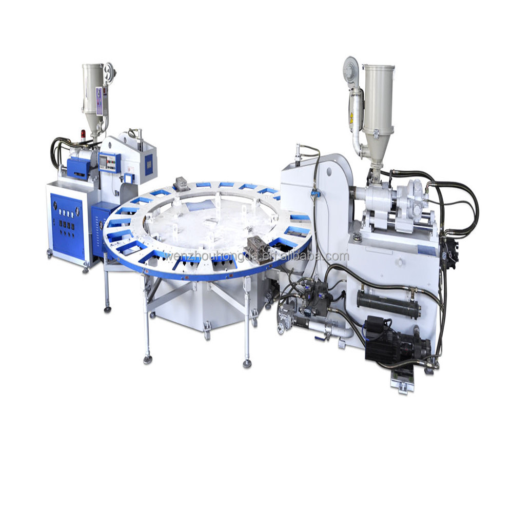 factory price TPU shoe sole injection moulding machine