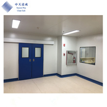 CE Standard Operating Room Door / Operating Theatre Door
