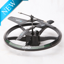 Infrared control 2ch flying saucer RC UFO sky flyer with gyro