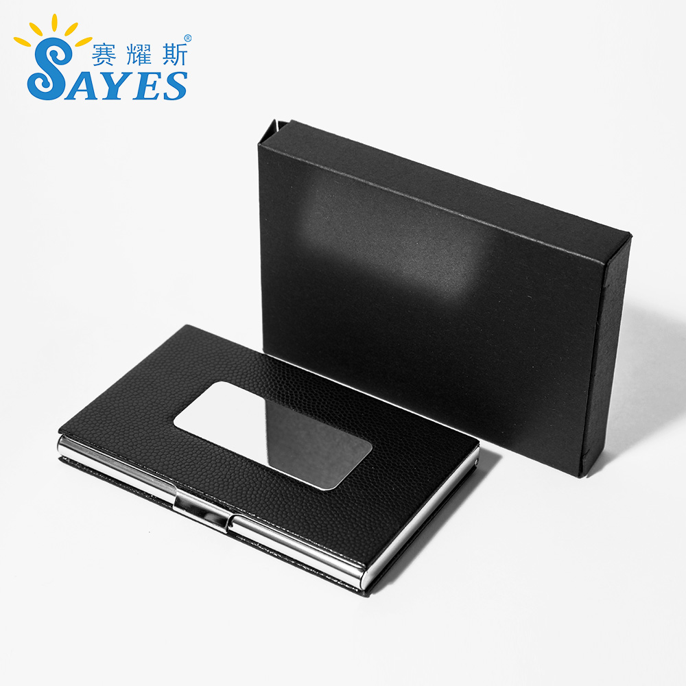Wholesale silver business card holder - Online Buy Best silver ...