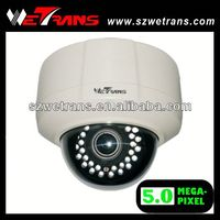 WETRANS TR-FIPD126-POE 2.8-12mm varifocal lens 5 megapixel poe ip security camera