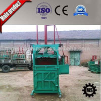 150Ton Vertical baler for waste paper PET bottle
