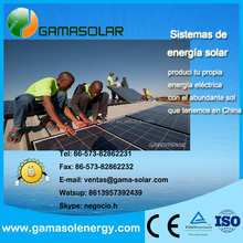High quality 150w poly photovoltaic solar panel thin film for Niamey