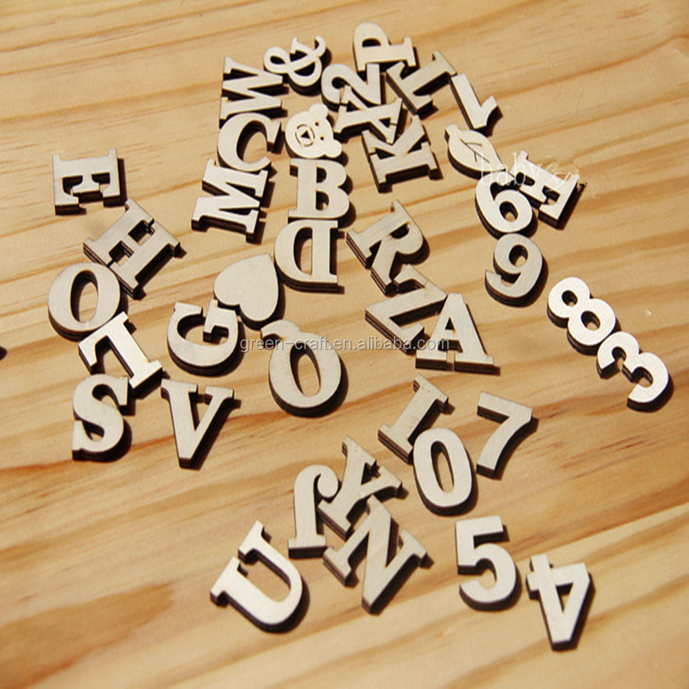 alphabet letter Custom number and letter stickers, self-adhesive
