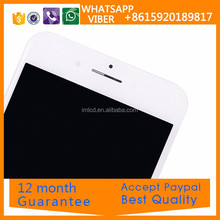 Mobile phone accessories lcd screen wholesale for iPhone 7 plus lcd replacement made in China supplier