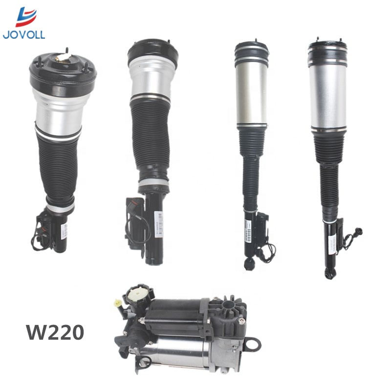 W220 Auto Airmatic Air Suspension Shock Air Spring Air Compressor For Mercedes 220 320 24 38