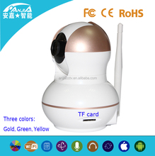 Baby care 1 mega pixel alarm alert WIFI camer with remote control technology home automation Ip camera